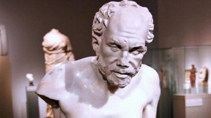 Herakles geldi sıra İhtiyar Balıkçı'da