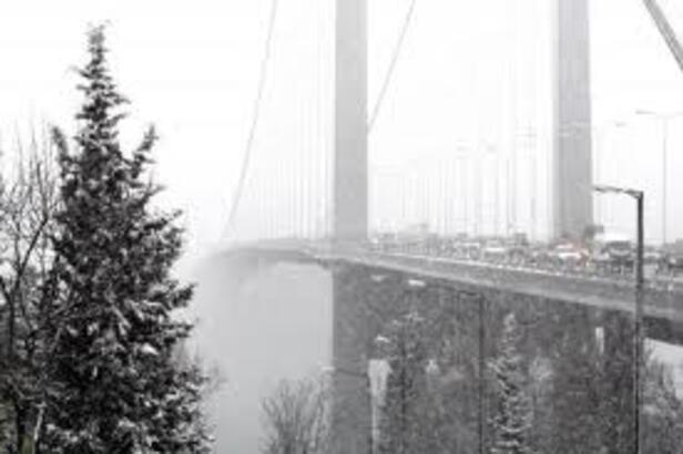 Akşam istanbul ve Ankara'ya kar geliyor