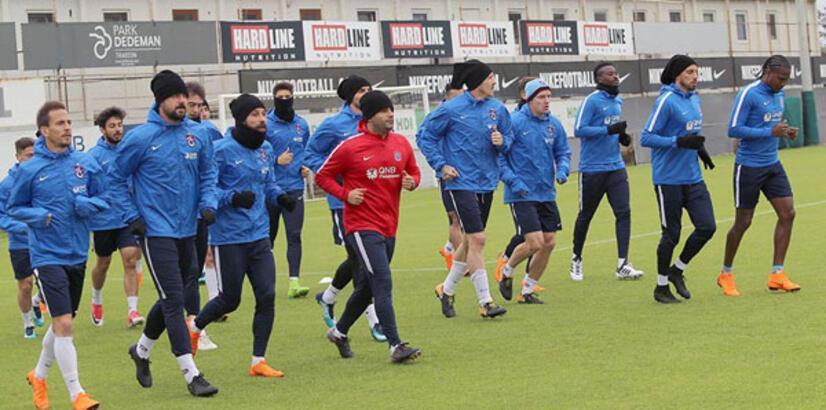 Trabzonspor'da Galatasaray mesaisi!