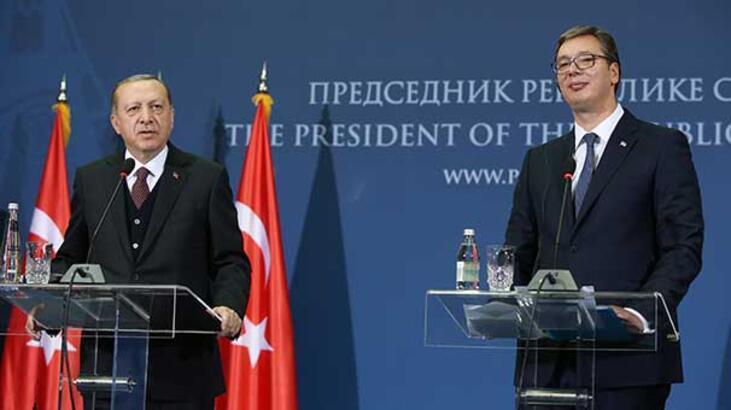 Son dakika... Cumhurbaşkanı Erdoğan: Veda ziyaretini kabul etmiyoruz