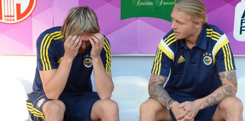 Fenerbahçe TFF'ye oyuncu listesini iletti! Holmen ve Krasic...