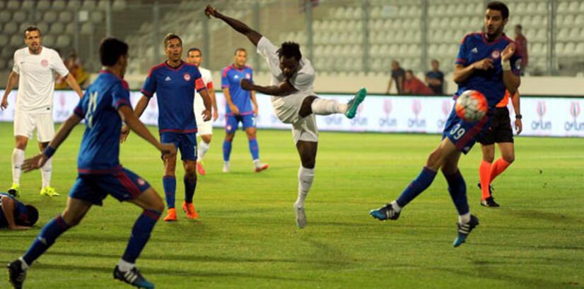 Antalyaspor - Olympiakos: 0-0