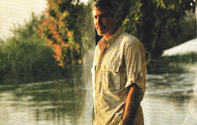 21. yüzyılın devlet adamı George Clooney