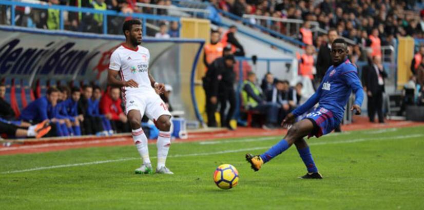 Sivasspor'un konuğu Kardemir Karabükspor