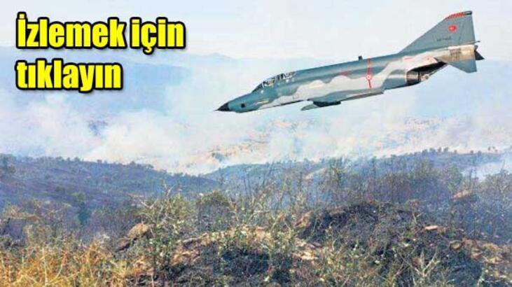 PKK'YA İKİNCİ IŞİD'E  ÜÇÜNCÜ DALGA OPERASYON