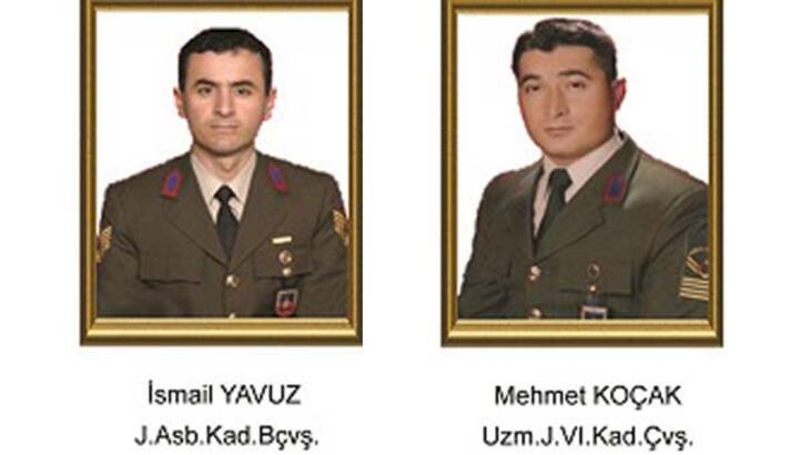 Diyarbakır'da askeri araca saldırı: 2 şehit, 4 yaralı