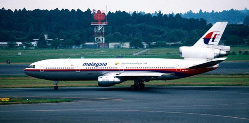 Kayıp Malezya uçağı parçasının bulunduğu iddiası