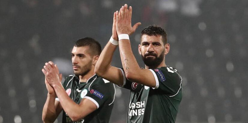 Konyaspor'da 3 puan sözü