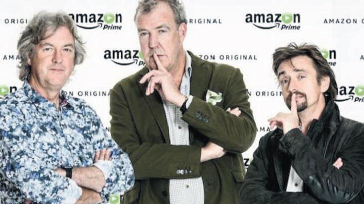 Beklenen anlaşma Amazon'dan