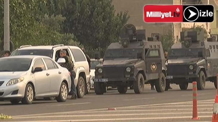 Pozantı Emniyet Müdürlüğü'ne saldırı: 2 polis şehit oldu, 2 PKK'lı öldürüldü