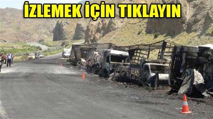 Kağızman'da PKK mayınına basan asker şehit oldu