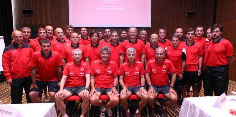UEFA Pro Lisans Kursu'nun ilk etabı başladı