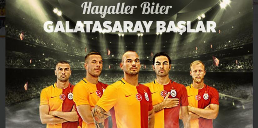 Galatasaray'dan taşlama!