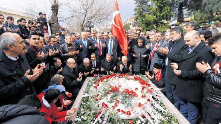 Yazıcıoğlu anıldı