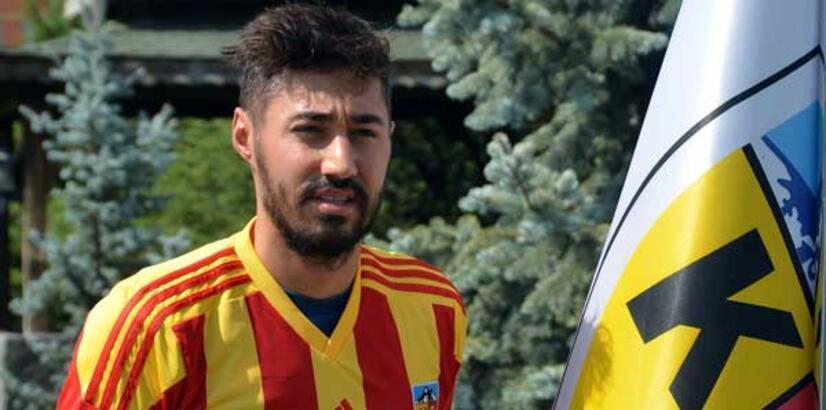 Kayserispor, Galatasaraylı Furkan'ı kiraladı