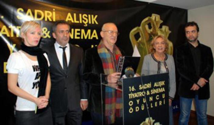 16. Sadri Alışık Ödülleri adayları belli oldu!