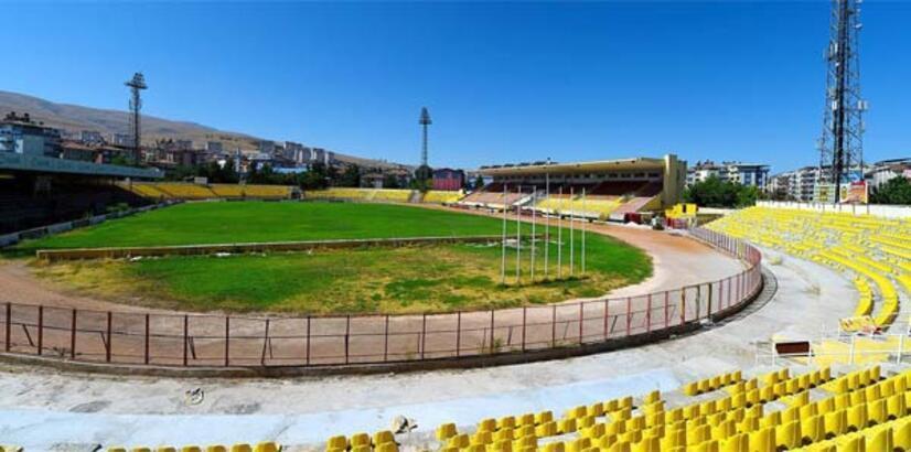 Yeni Malatya'nın ilk maçı Elazığ'da oynanabilir!