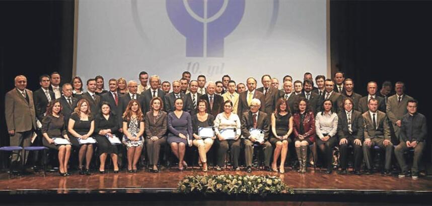 Yaşar Üniversitesi, 10. yaşını coşkuyla kutladı
