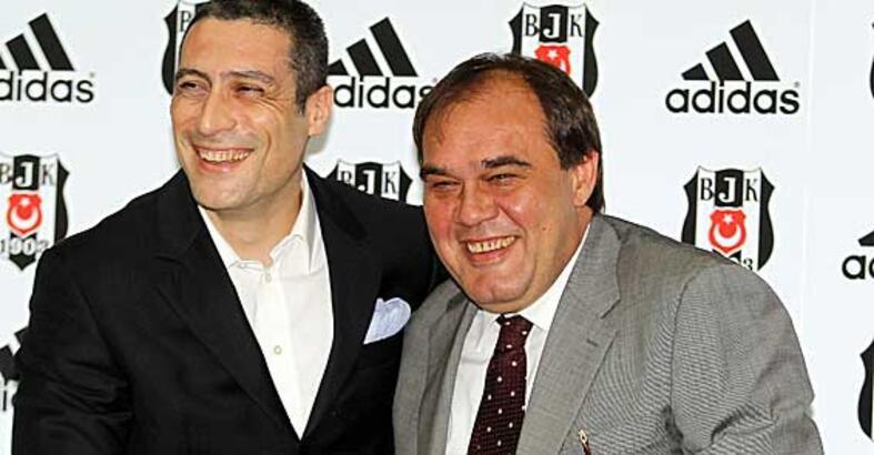 Adidas Beşiktaş'ı 'Atçı' yaptı!