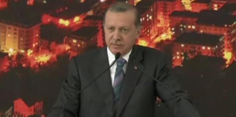 Erdoğan: Türkiye'nin yönetim sistemi değişmiştir