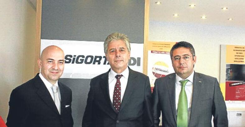 İzmir'de GS SİGORTA HDI heyecanı
