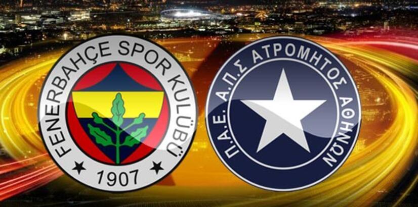 Atromitos Fenerbahçe maçı saat kaçta hangi kanalda? İşte şifresiz yayın bilgisi