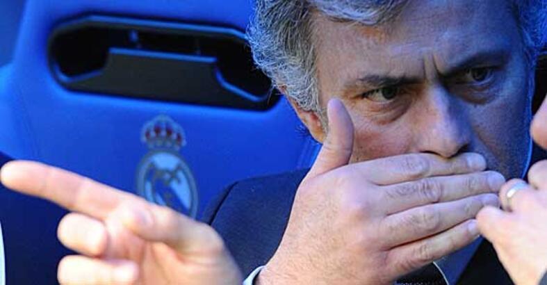 Mourinho'nun olay açıklamaların hedefindeki Türk!