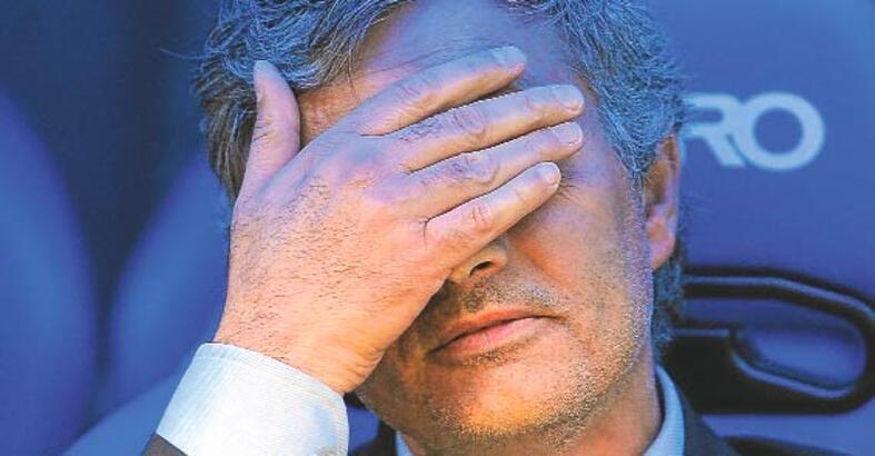Mourinho ile dalga geçti!