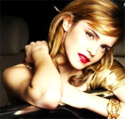 Emma Watson Lancôme'un yeni yüzü oldu!