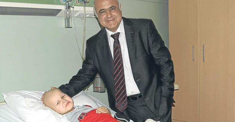 Rus çocuğun hayatını Türk doktorlar kurtardı