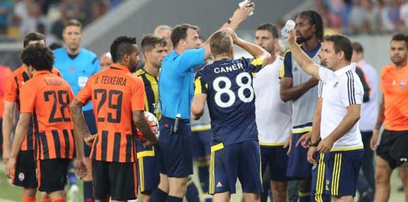 UEFA'dan Pereira'ya 2 maç ceza!