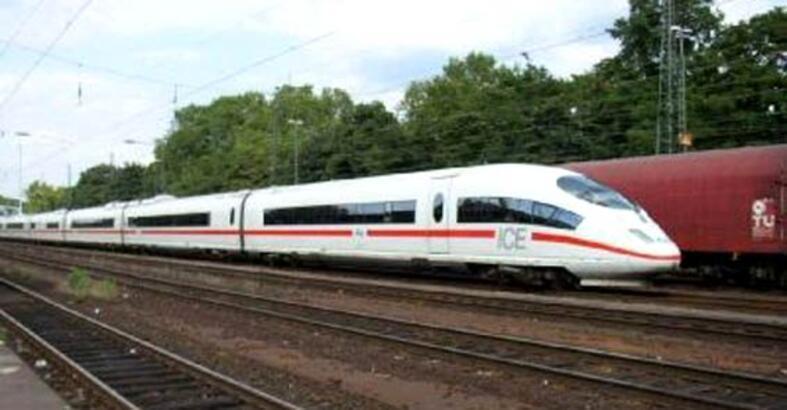 İstanbul'a yüksek hızlı tren projesi