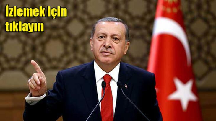 Erdoğan erken seçimin tarihini açıkladı