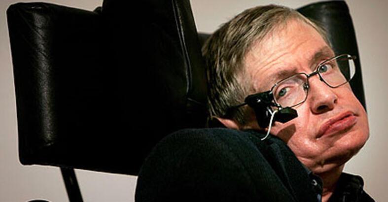 Hawking: 'Cennet bir mit'
