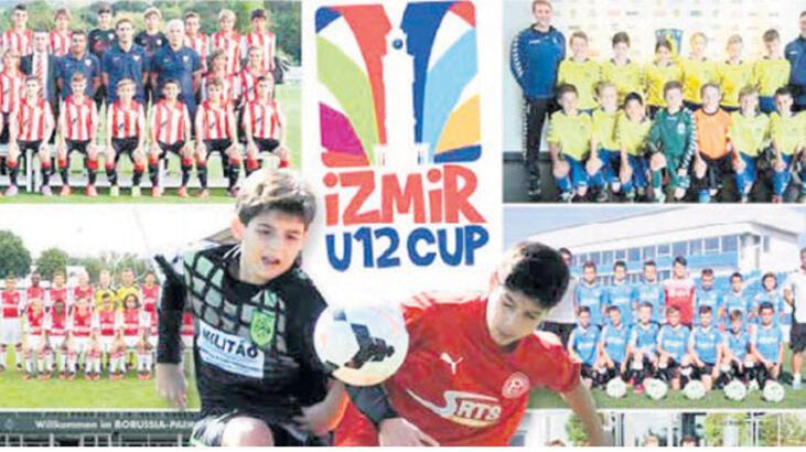 İzmir Cup için geri sayım başladı