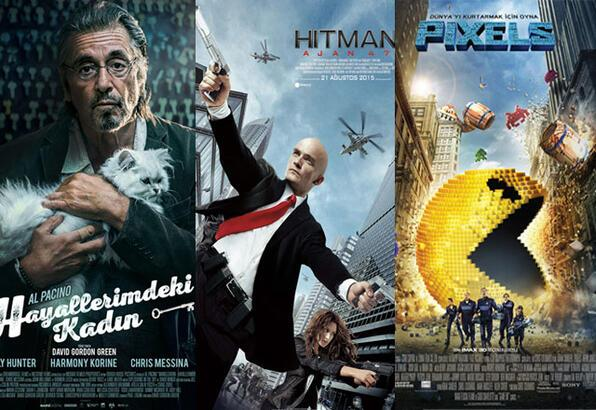 Bu hafta vizyondaki filmler