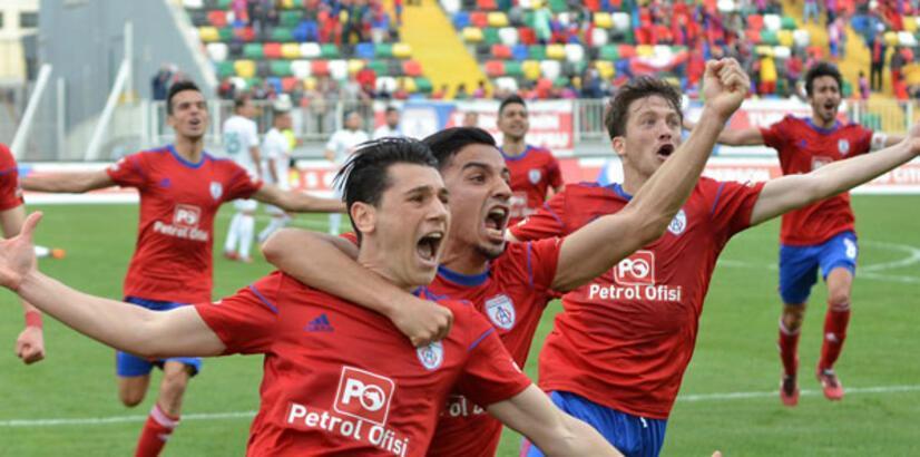 Altınordu-Denizlispor: 2-1