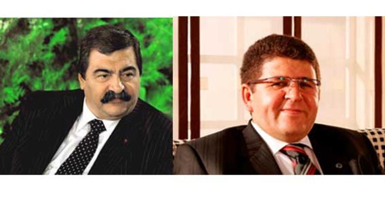 """Konukoğlu ve Boydak'a """"Anadolu'nun En Etkili İş İnsanı"""" Ödülü"""
