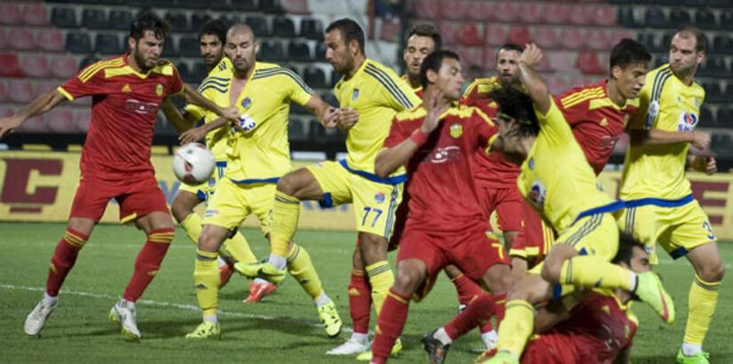 Yeni Malatyaspor gole hasret!