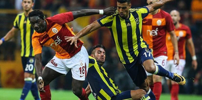 Süper Lig'de dev derbi! Fenerbahçe-Galatasaray
