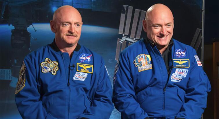 Uzayda bir yıl geçirdikten sonra DNA'sı değişti
