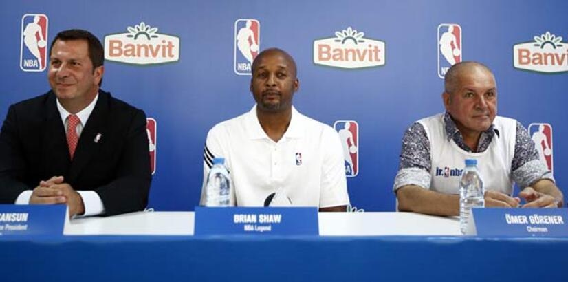 """Brian Shaw: """"NBA ile Avrupa arasında fark yok"""""""