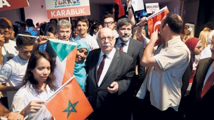 Türkçe Bayramı'na 46 ülkeden katılım