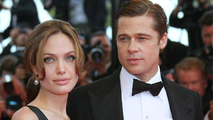 'Brad Pitt kendisini buldu'