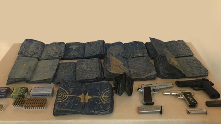 Roma döneminde yazılan 10 İncil'i satmak isterken yakalandı