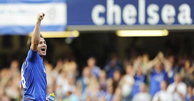 Bursaspor, Lampard için temasa geçti