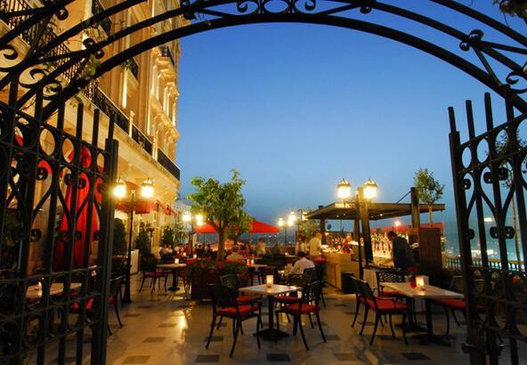 Tünel Festivali'nin tadı, Pera Palace'ta çıkar...