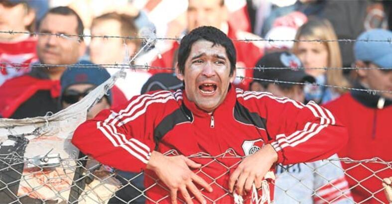 Arjantin ağlıyor