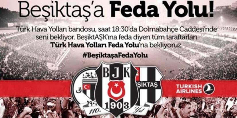 THY'den Beşiktaş'a jest