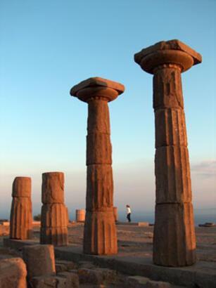 Assos'ta tarih kokan bir tatil!